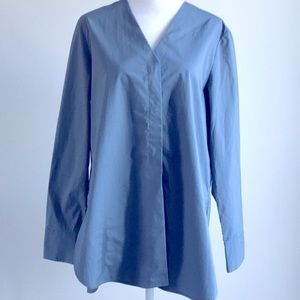 COS Boho pastel colored blouse NWT
